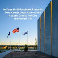 Facebook grants due